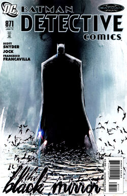 Detective Comics Vol 1-871 Cover-1