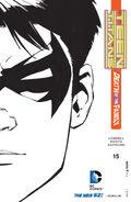 Teen Titans Vol 4-15 Cover-3