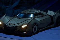 Batmobile (Telltale)