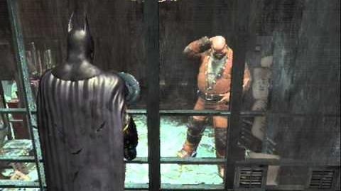Batman Arkham City - Calender Man April Fool's Day-0
