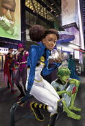 Teen Titans Vol 5-13 Cover-1 Teaser