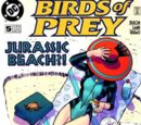 Birds of Prey Issue 5
