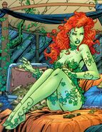 Poison Ivy - Green Skin 001