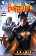 Batgirl Vol 4-26 Cover-1