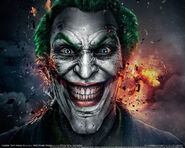 Injustice gods among us Joker