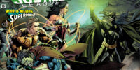 Justice League (Volume 2) Issue 19