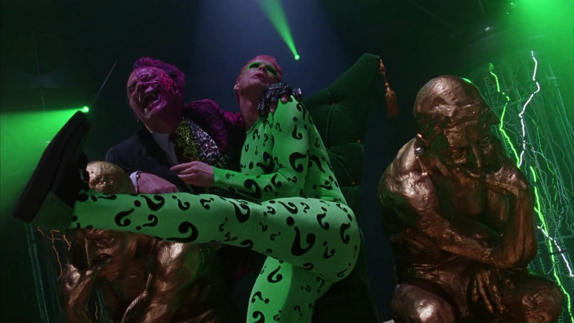 File:The Riddler and Two Face.jpg
