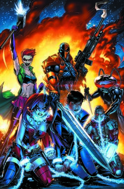 New Suicide Squad Vol 1-1 Cover-1 Teaser