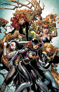 Birds of Prey Vol 3-4 Cover-1 Teaser