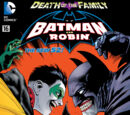 Batman and Robin (Volume 2) Issue 16