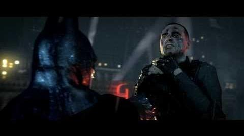 Batman Arkham City Hugo Strange Trailer 720P
