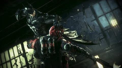 Official Batman Arkham Knight - Ace Chemicals Infiltration Trailer Part 3