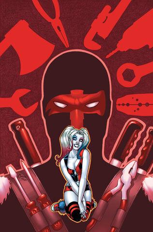 File:Harley Quinn Vol 2-27 Cover-1 Teaser.jpg