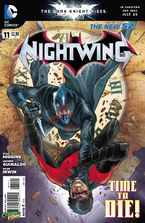 Nightwing Vol 3-11 Cover-1