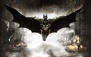 Batman solo-Arkham Knight