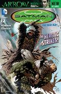 Batman Incorporated Vol 2-7 Cover-2