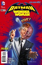 Batman and Robin Vol 2-30 Cover-2