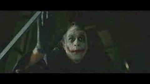 The Dark Knight TV Spot 3