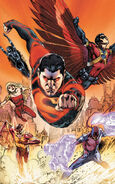 Teen Titans Vol 4-18 Cover-3 Teaser