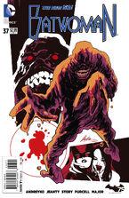 Batwoman Vol 1-37 Cover-1