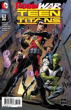 Teen Titans Vol 5-15 Cover-1