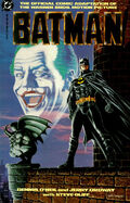 Batman (1989 Movie Comic Adaptation)