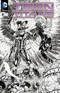 Teen Titans Vol 4-9 Cover-3