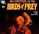 Birds of Prey Issue 108