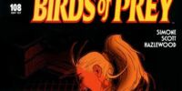Birds of Prey Issue 108