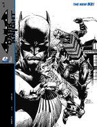 Batman The Dark Knight Vol 2-9 Cover-2