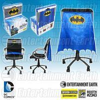 Batman Chair Cape SDCC