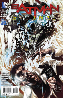 Batman Eternal Vol 1-44 Cover-1