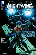 Nightwing Vol 3-20 Cover-1