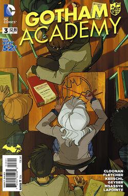 Gotham Academy Vol 1-3 Cover-1