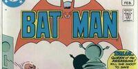 Batman Issue 332