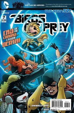 Birds of Prey Vol 3-7 Cover-1
