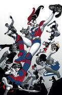 Harley Quinn Vol 2-17 Cover-1 Teaser