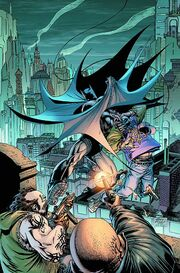 Detective Comics Vol 1-853 Cover-1 Teaser