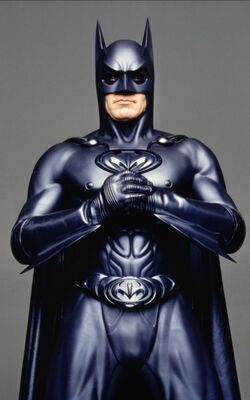 George clooney as batman