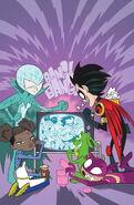 Teen Titans Vol 5-10 Cover-2 Teaser