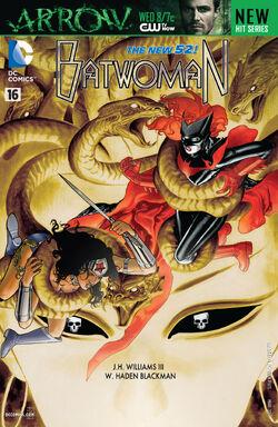 Batwoman Vol 1-16 Cover-1