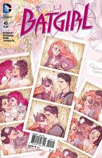 Batgirl Vol 4-45 Cover-1