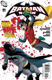 Batman and Robin-11 Cover-2