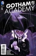Gotham Academy Vol 1-8 Cover-1