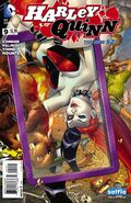 Harley Quinn Vol 2-9 Cover-2