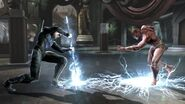 Nightwing vs. Flash