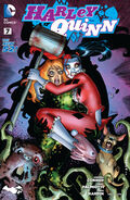 Harley Quinn Vol 2-7 Cover-1