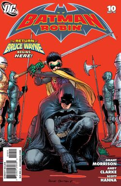Batman and Robin-10 Cover-1
