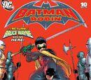 Batman and Robin (Volume 1) Issue 10