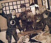 WWII Blackhawk Squadron
